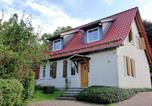 Location vacances Harzgerode - Holiday home Ferienhaus Gernrode 1-3