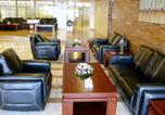 Hôtel Jerash - Al-Houdaj Hotel Suiets-2