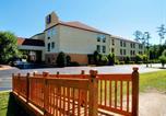 Hôtel Clinton - Comfort Inn Fayetteville-4