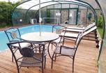 Location vacances Canisy - Holiday home Moyon 28-3