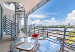 Location vacances Miami Beach - One-Bedroom Penthouse on Collins Avenue 3-4
