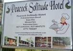 Hôtel Trincomalee - Peacock Solitude Hotel-2