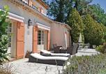 Location vacances Roquefort-les-Pins - Holiday Home Roquefort Les Pins Chemin Des Martels-4