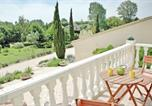Location vacances Lapalud - Holiday home Chemin des Muraillettes-4