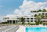 Hôtel 4 étoiles Cassis - Pullman Marseille Palm Beach-1