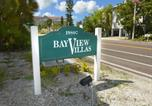 Location vacances Clearwater - Bayview Villas 102-3