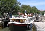 Location vacances Portiragnes Plage - Péniche Béatrice Cruises on the Canal du Midi-4