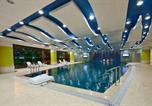 Villages vacances Zhenjiang - Runyang Huanlong Hotel-2