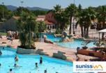 Camping 4 étoiles Roquebrune-sur-Argens - Camping Sunissim Parc Saint James Oasis Village .-1
