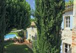 Location vacances La Laupie - Holiday home Sauzet Gh-982-3