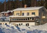 Hôtel Hudiksvall - Pensionat Björken-2