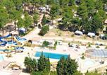 Camping avec Parc aquatique / toboggans Nyons - Capfun - Domaine de Beauregard-1