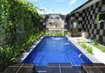 Location vacances Denpasar - Bali Contour Guest House-3