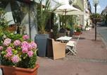 Hôtel Benerville-sur-Mer - Chambres d'hôtes La Villa des Fleurs-1