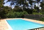 Location vacances Vallauris - Petite Maison au calme-3