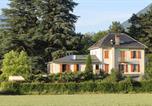 Hôtel Saint-Ferréol - Les Tilleuls-1