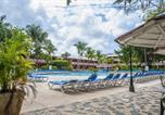 Hôtel Boca Chica - Tropicasa Boca Chica Resort-4