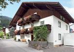 Location vacances Uderns - Holiday home Bergheim 1-2