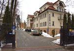 Location vacances Zakopane - Apartament Sezamowy i Bursztynowy Willa Radowid-3