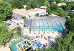 Camping avec Site nature Chambretaud - Camping Les Charmes-1