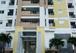 Location vacances Jakarta - The Wave Apartment by Irmawati-1