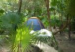 Camping avec WIFI Mexique - Turquesa Tulum Jungle Camping-1