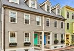 Location vacances Revere - Monument Square Home on Bunker Hill Home-2