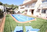 Location vacances Olivella - Casa Coscol-1