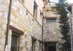 Location vacances Berlanga de Duero - Hostal Barahona-4