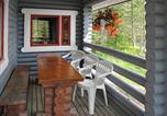 Location vacances Joensuu - Ferienhaus mit Sauna (089)-3