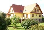 Hôtel 4 étoiles Saint-Hippolyte - Chez Christelle-1