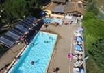 Camping avec Piscine Châteauneuf-de-Galaure - Camping L'Oasis-1