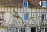 Location vacances Champignolles - Gite L'Escale de Broglie-1