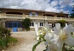 Hôtel Génolhac - Mas La Grenouille Verte-4