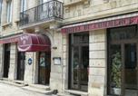 Hôtel Semur-en-Auxois - Hôtel du Commerce-4