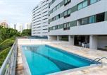 Location vacances Recife - Apartment Studio Vista Parque da Jaqueira-2