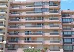 Location vacances Canet-en-Roussillon - Apartment Residence Marines du soleil Canet Port-1