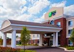 Hôtel Wheeling - Holiday Inn Express & Suites New Martinsville-4