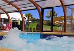 Camping avec Piscine Saint-Philibert - Camping Le Moustoir-2