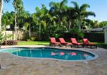 Location vacances Fort Lauderdale - Tropical Serenity Holiday Home-1