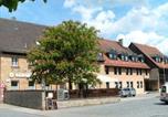 Location vacances Markt Erlbach - Gasthof Landhotel Grüner Baum-1