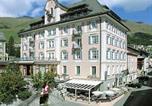 Hôtel Zuoz - Hotel Engiadina