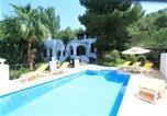 Location vacances Sant Joan de Labritja - Four-Bedroom Holiday home in Sant Joan de Labritja-1