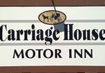 Hôtel Lake Placid - Carriage House Motor Inn-4