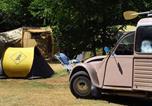 Camping avec Piscine couverte / chauffée Castelnaud La Chapelle - Camping Maisonneuve-3
