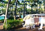 Camping avec Quartiers VIP / Premium La Guérinière - Camping de La Plage de Riez-2