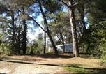 Camping avec Site nature Sannes - Camping Chantecler-2