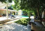 Location vacances North Hollywood - Sherman Oaks La Pool Home-3