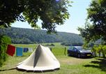 Camping avec Site nature Marigny - Camping Sous Doriat-1