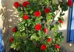 Hôtel La Coucourde - Le Temps des Roses-3